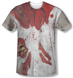 Ripped Zombie Costume Tee T-Shirt