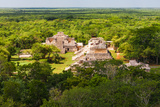 Ek Balam Ruins, Yucatan, Mexico Photographic Print by Harry Kikstra