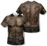 Predator - Camo Costume Tee (Front/Back Print) Sublimated