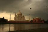 Taj Mahal Photographic Print by Krishnendu Chatterjee