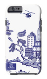 The New Yorker - A view of New York City - iPhone 6 Case iPhone 6 Case by Pamela Paparone
