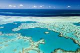 Great Barrier Reef Fotografie-Druck von Andrew Watson