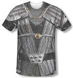 Star Trek - Klingon Uniform Costume Tee Sublimated