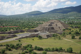 Teotihuacan Photographic Print by Image by Jean-Marie Prival