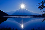 Diamond Fuji Photographic Print by Roberto Maxwell