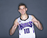 Sacramento Kings Media Day Fotografisk trykk av Rocky Widner