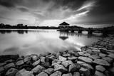 Lower Pierce Reservoir Photographic Print by  jolemarcruzado