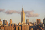 Usa, New York State, New York City, Cityscape with View at Empire State Building Photographic Print by  Fotog