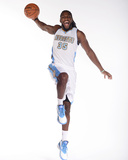 Denver Nuggets Media Day Photo by Garrett Ellwood