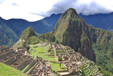 Machu Picchu Photographic Print by  meunierd