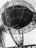 Radio Telescope Photographic Print by Fox Photos