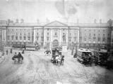 Trinity College Photographic Print by Hulton Archive