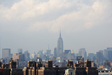 Empire State Building Seen from Lower Manhattan Photographic Print by Ryan Mcvay