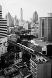 Bangkok Skyline Photographic Print by @ Didier Marti