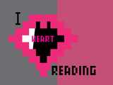 I Heart Pixel Reading 7 Posters