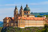 Melk - Famous Baroque Abbey (Stift Melk), Austria Photographic Print by  Zechal