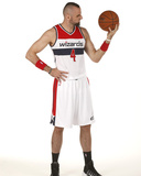 Washington Wizards Media Day Photographic Print by Chris Covatta