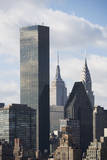 Usa, New York State, New York City, Cityscape Photographic Print by  Fotog