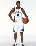 Memphis Grizzlies Media Day Photo by Joe Murphy