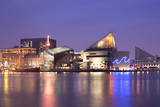National Aquarium at Inner Harbor, Baltimore, Maryland, USA Photographic Print by Jose Luis Stephens