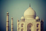 Taj Mahal, Agra, India Photographic Print by Michele Falzone