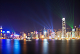 A Symphony of Lights Photographic Print by Mendowong Photography