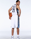 Memphis Grizzlies Media Day Photo af Joe Murphy