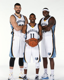 Memphis Grizzlies Media Day Foto af Joe Murphy