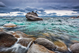 Storm, Lake Tahoe Photographic Print by Ropelato Photography; EarthScapes