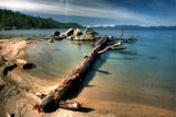 Chimney Beach, Lake Tahoe Photographic Print by Photo Tan Yilmaz