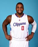 Los Angeles Clippers Media Day Photographic Print by Adam Pantozzi
