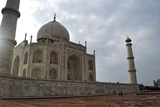 Taj Mahal Photographic Print by Saintcreature Photography