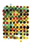 Thought Patterns Print by Paulo Romero
