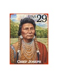 Chief Joseph Prints by  USPS