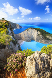 Navagio Bay Photographic Print by Evgeni Dinev Photography