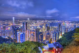 Hong Kong City Photographic Print by Daniel Chui