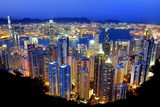 Hong Kong Photographic Print by Joao Figueiredo