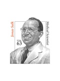 Jonas Salk Posters by  USPS