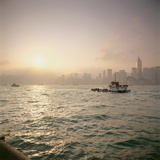 Victoria Harbour, Hong Kong City, Hong Kong Photographic Print by Cultura Travel/Philip Lee Harvey
