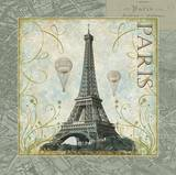 Explore Paris Prints by James Christopher