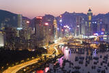 Hong Kong Harbour Photographic Print by Peter Adams