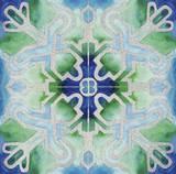 Grand Tile 1 Poster by Edith Lentz