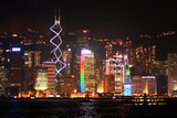 Hong Kong Skyline Photographic Print by Andrea Schaffer