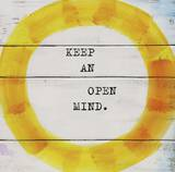 Keep an Open Mind Posters by Mimi Marie