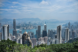Hong Kong from the Peak Photographic Print by  www.neilblakely.com