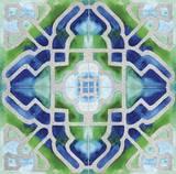 Grand Tile 2 Prints by Edith Lentz