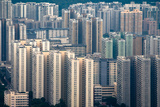 Hong Kong Buildings Photographic Print by  bbq