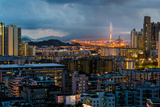 Sham Sui Po, Hong Kong Photographic Print by Tat Lau