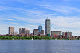 Boston City Skyline Photographic Print by Songquan Deng