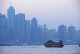 Hongkong City Photographic Print by Zhang Bo